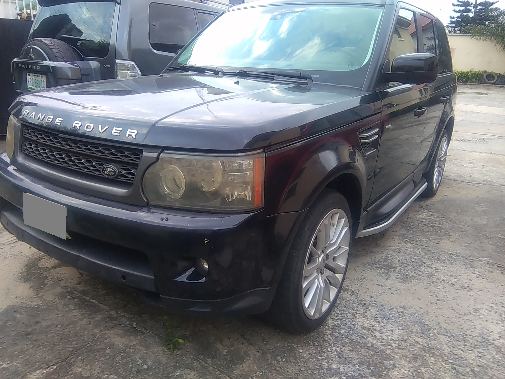 2011 Range Rover Sport Supercharged 1 User N5 5m 84 Services