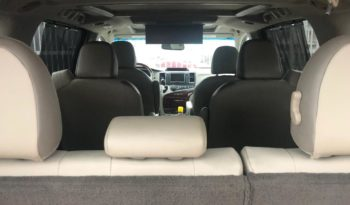 2011 Toyota Sienna Xle Limited full