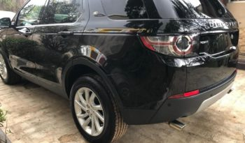 2016 Land Rover Discovery Sport full