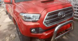 2017 Toyota Tacoma TRD Limited 4dr Double Cab 4WD
