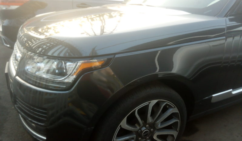 2015 Range Rover Vogue Supercharged full