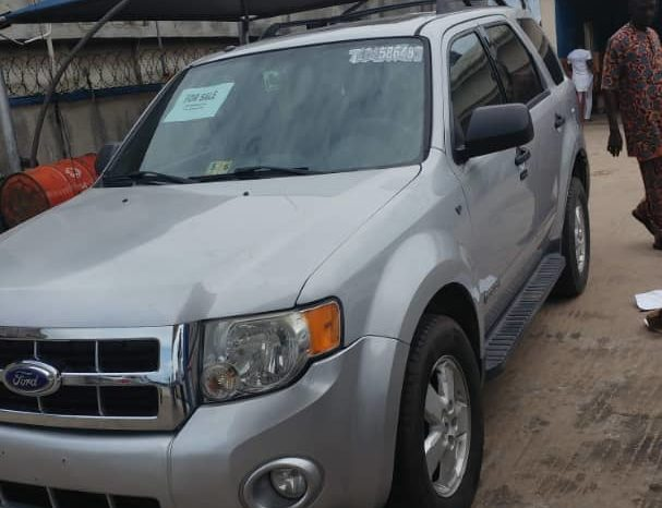 2008 Ford Escape Eco Se full