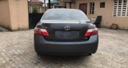 2007 Toyota Camry le – N1.99m