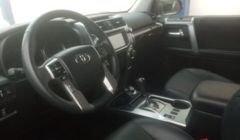 2018 Toyota 4runner Limited full