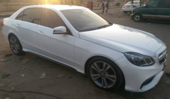 2010 Mercedes E350 4matic full