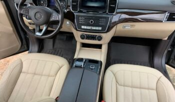 2016 Mercedes Benz GLE350 full