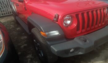 2019 Jeep wrangler 3.6 full