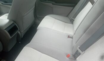 2012 Toyota Camry Le full