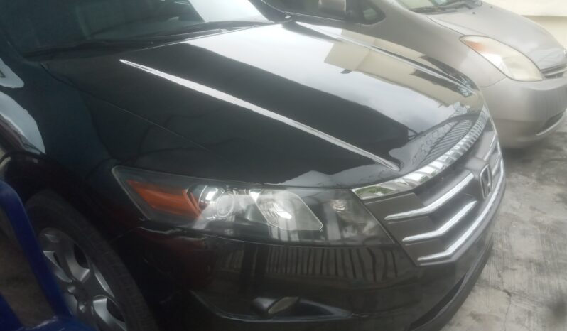 2012 Honda Crosstour Ex-l Touring full