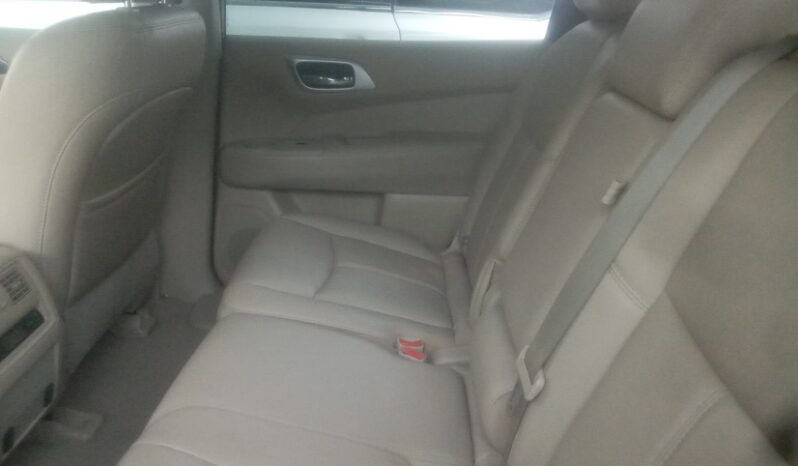 2014 Nissan Pathfinder Sl full