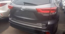 2018 Toyota highlander Limited AWD