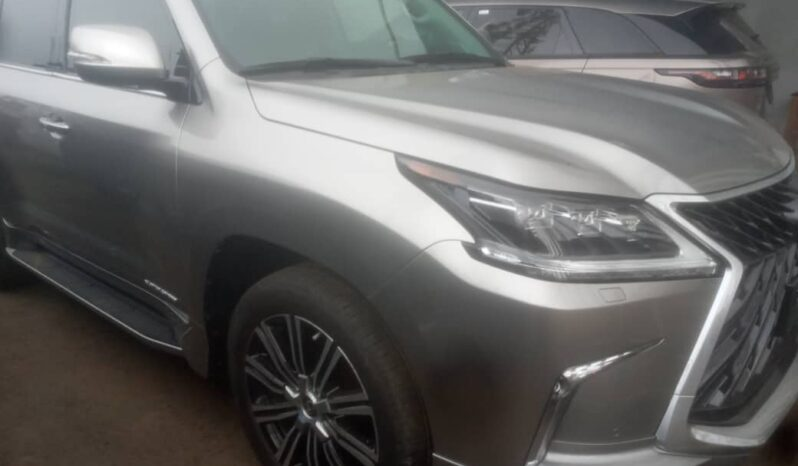 2018 Lexus Lx570 Supersport full