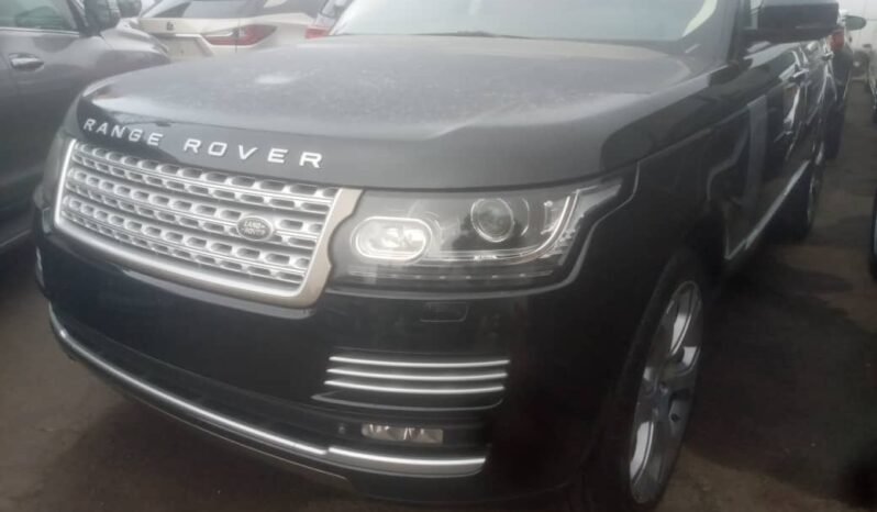 2015 Land Rover Vogue Autobiography L full