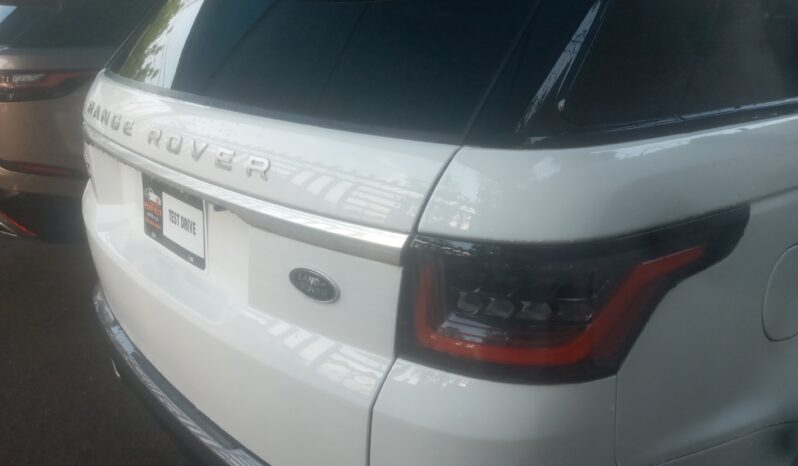 2019 Range Rover Sport HSE Supercharged full