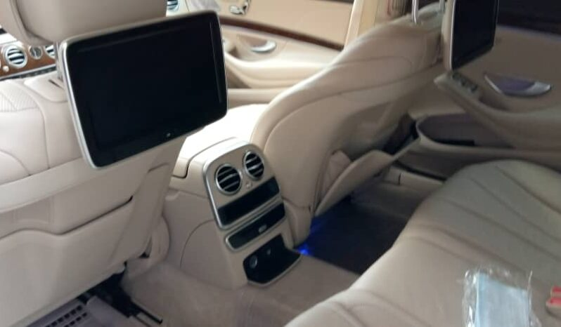 2014 Mercedes Benz S550 full