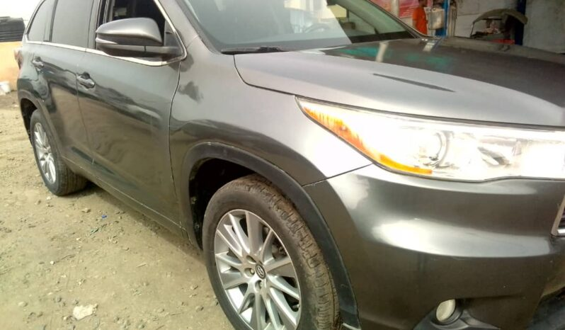 2016 Toyota Highlander XLE AWD full