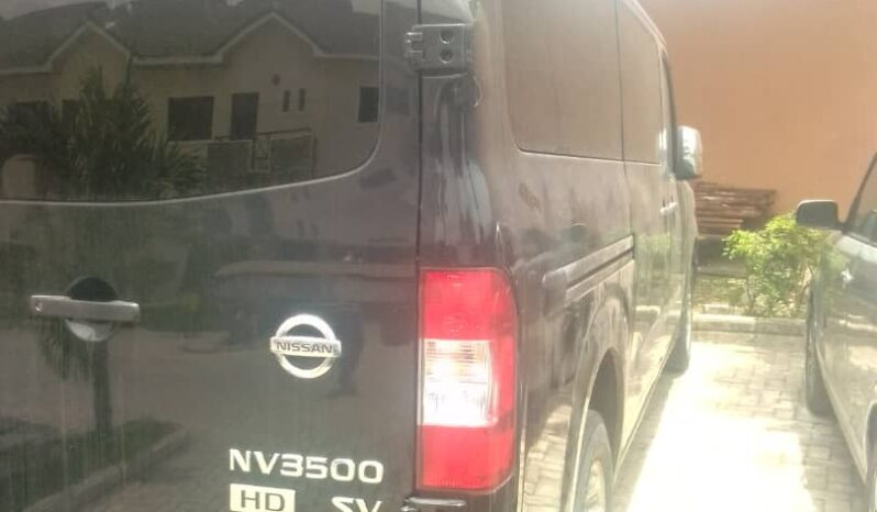 2016 Nissan NV3500 HD SV V6 full