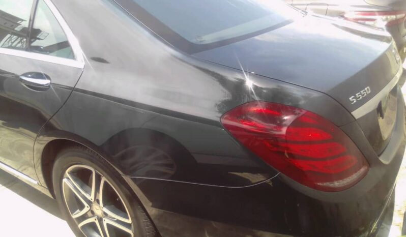 Preowned 2016 Mercedes Benz S550 4MATIC – N29m full