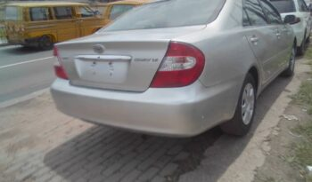 2002 Toyota Camry Le -N2.19m full